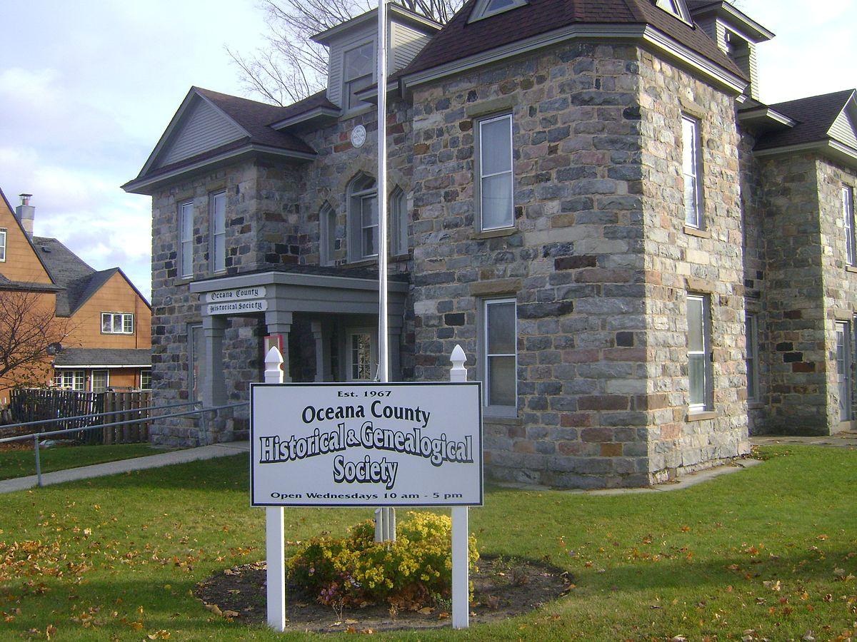 Oceana County Historical & Genealogical Society